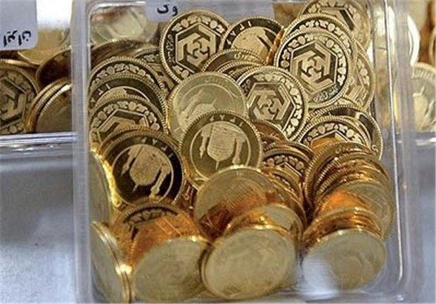 نوسان قیمت سکه و ارز در اولین روز معاملات سال ۹۶ |  سکه طرح جدید گران شد