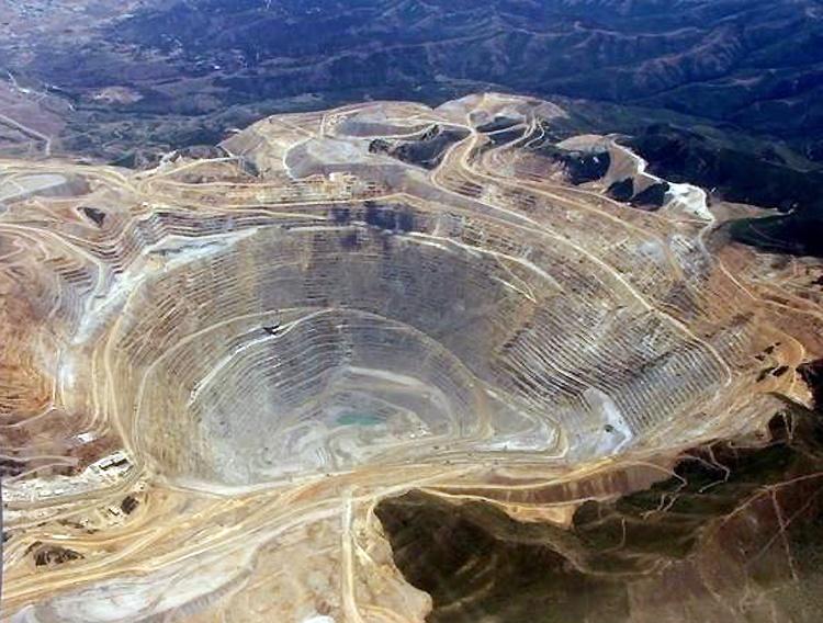 آشنایی با معدن بینگام کانیون