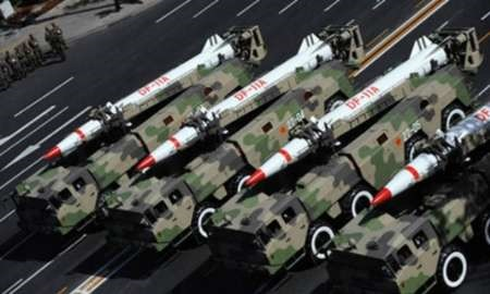 افزایش ۷ درصدی بودجه نظامی چین در سال ۲۰۱۷