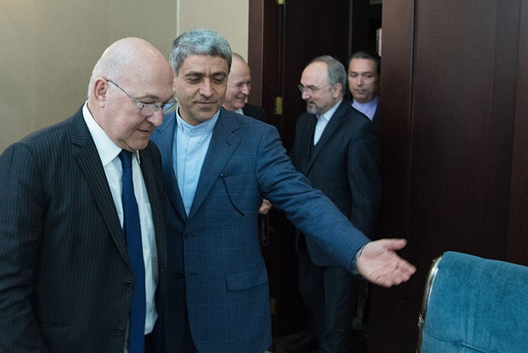 فرانسه برای سرمایهگذاری در ایران وام میدهد