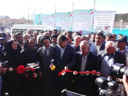 افتتاح بیمارستان در بیرجند