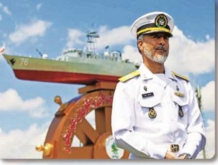 دریادار سیاری: تقویت بخش تولید نیازمند خرید کالای داخلی است