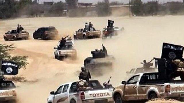 دستور داعش برای عقبنشینی فوری فرماندهانش از موصل به رقه