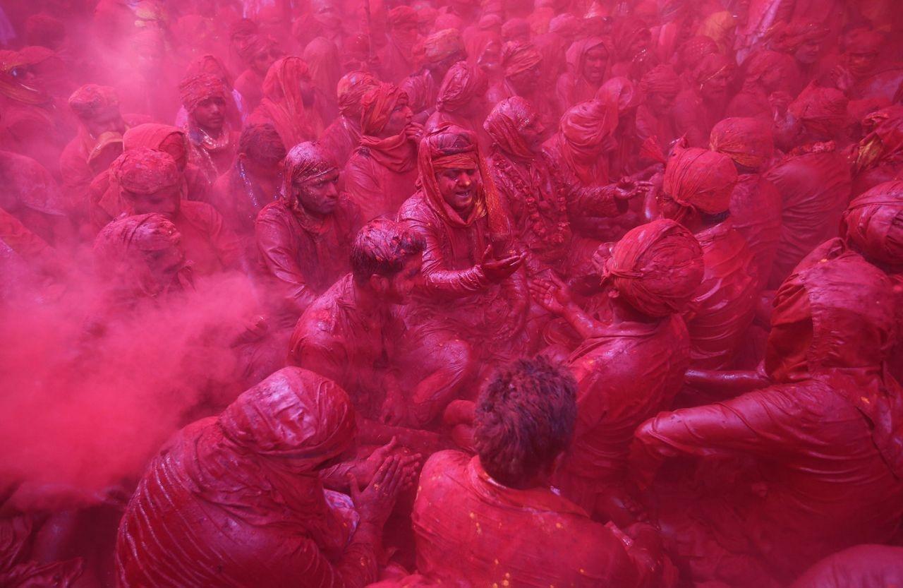 عکس: جشنواره رنگها