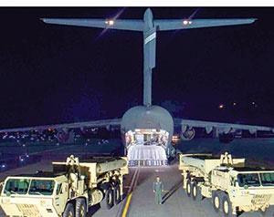 آژیر جنگ در کره