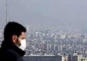 افزایش آلودگی هوا در چهارشنبهسوری