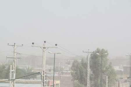 وضعیت ریزگردها در شرق کرمان به ابربحران تبدیل شد