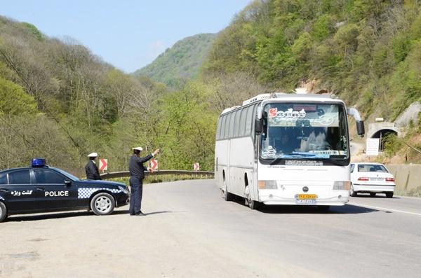 محدودیتهای ترافیکی نوروز ۹۶ اعلام شد