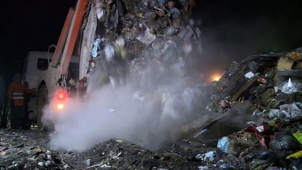 تهدید زبالههای شهری در کابل کمتر از تهدید امنیتی نیست