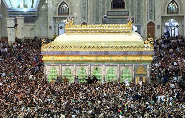 برنامههای تحویل سال نو در حرم امام(ره) اعلام شد