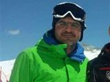 بهرام ساوهشمشکی نماینده فدراسیون جهانی در مسابقات اسکی فرانسه شد