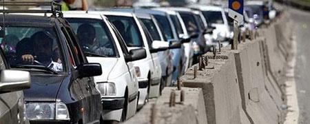 آخرین وضعیت جوی و ترافیکی جادهها؛ ۱۱محور مواصلاتی مسدود است