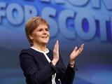 رایگیری برای همه پرسی استقلال از انگلیس در پارلمان اسکاتلد