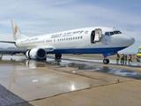 جزئیات مشکل لاستیک بوئینگ ۷۳۷ هواپیمای تابان   مسافران سالم هستند