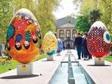 ۴۰۰ تخممرغ رنگی برای نوروز