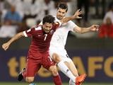 ایران - قطر نیمه اول بدون گل