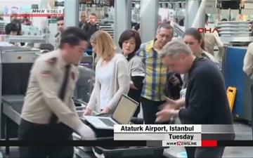 ترکیه در پی معافیت از منع آمریکا بر حمل وسایل الکترونیکی به داخل هواپیما