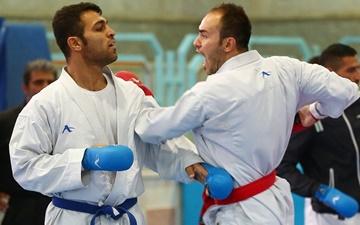 سه برنز برای کاراته کاهای ایران از لیگ جهانی روتردام