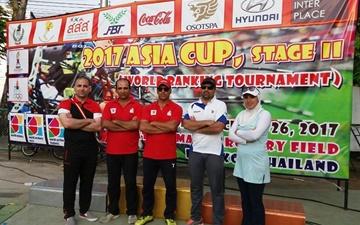 تیروکمان جام آسیا؛ دو مدال طلا برای کمانداران ایران