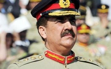 موافقت پاکستان با فرماندهی راحیل شریف بر ائتلاف نظامی آل سعود