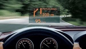 آشنایی با نمایشگر مجازی خودرو (Head-Up Display)