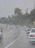 جادهها لغزنده است رانندگان احتیاط کنند