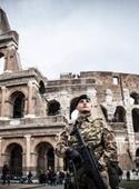 تدابیر شدید امنیتی ایتالیا در آستانه شصتمین سالگرد معاهده رم