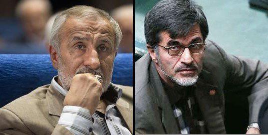 اعلام برائت کوچکزاده از احمدینژاد | الیاس نادران: پایان احمدینژاد