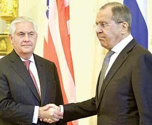 هشدار به آمریکا در مسکو