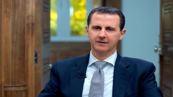 بشار اسد: حمله خان شیخون صد در صد ساختگی بود | واکنش آمریکا