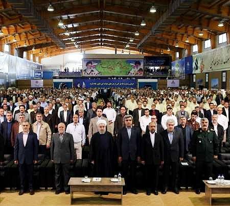 افتتاح بزرگترین سرمایهگذاری در صنعت نفت و گاز به دست طراحان ایرانی