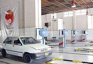 ۸۰ درصد خودروهای کشور در تست حدود مجاز آلایندگی مردود میشوند