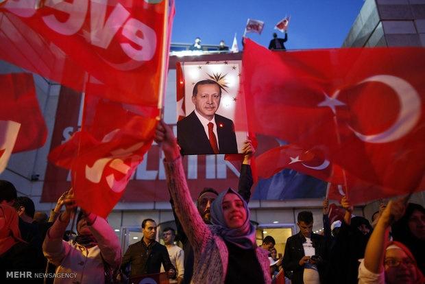 احزاب اروپا خواستار توقف مذاکرات الحاق ترکیه به اتحادیه اروپا شدند