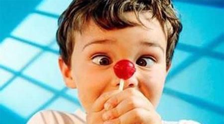 رنگهای خوراکی موجب بیشفعالی کودکان میشود