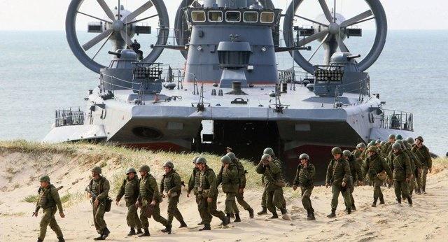 روسیه در نزدیکی مرزهای کرهشمالی نیرو مستقر کرد