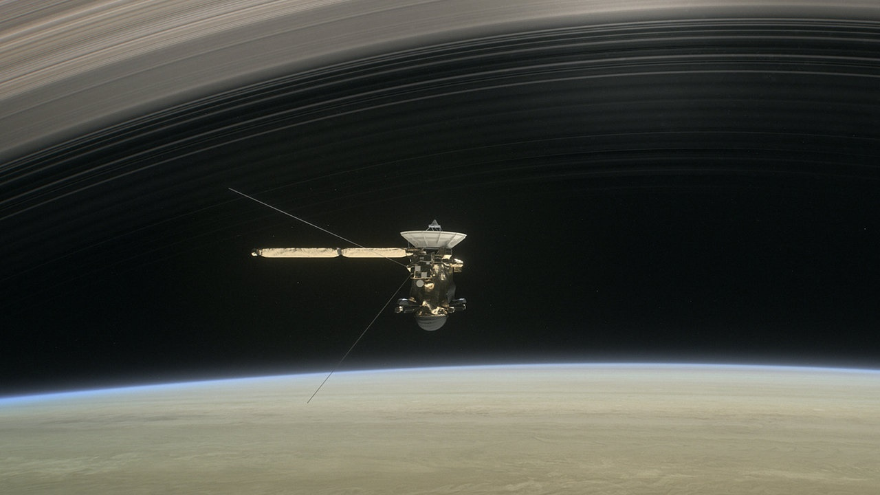 آشنایی با کاوشگر کاسینی-هویگنس (Cassini–Huygens)