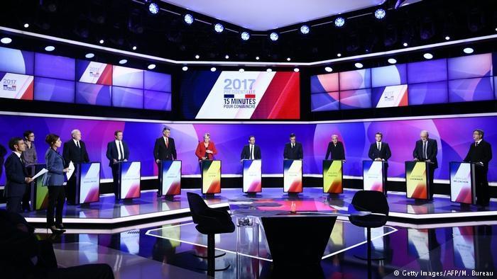 اطلاعاتی در باره انتخابات ریاست جمهوری فرانسه