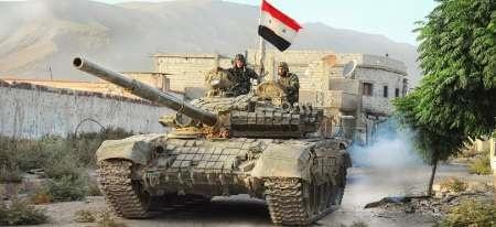 ارتش سوریه هشت شهرک و روستا را درشمال حماه آزاد کرد