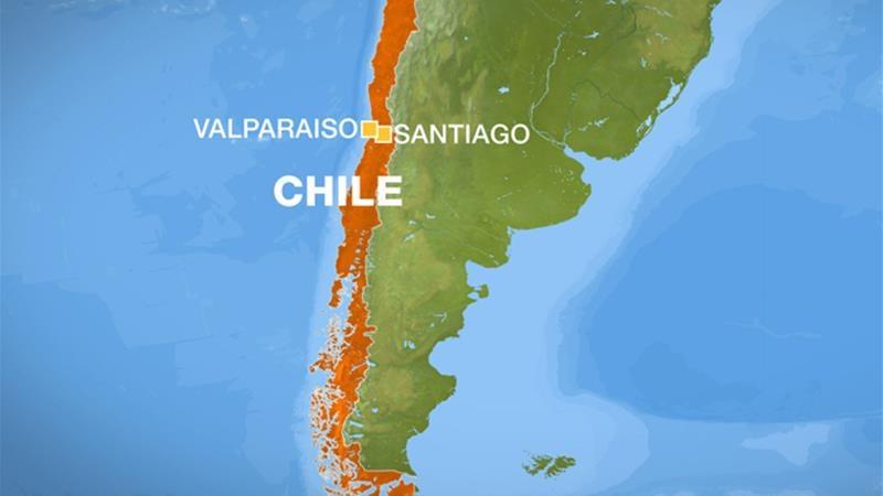 زلزله ۷،۱ ریشتری سواحل شیلی را لرزاند