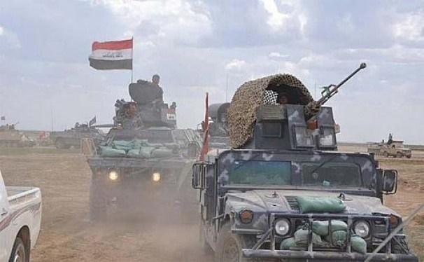 عملیات گسترده نیروهای عراقی برای آزادسازی شهر الحضر