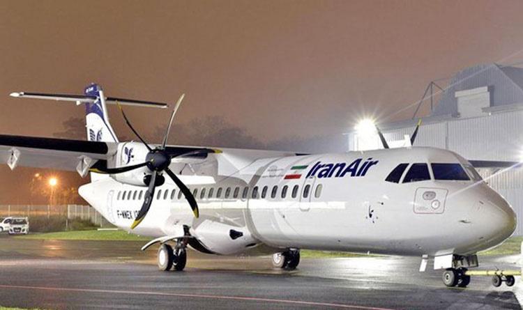 اولین ATR هشتم اردیبهشت در مهرآباد مینشیند | ۳فروند هفته آینده میآید
