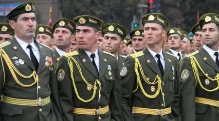 طرح خدمت جایگزین سربازی در تاجیکستان