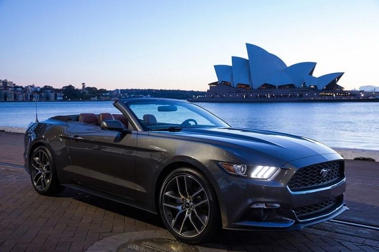 فورد موستانگ   پرفروشترین خودرو اسپرت دنیا