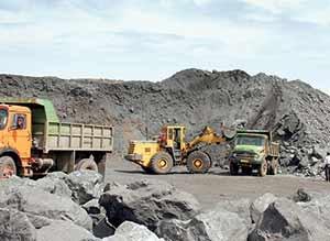رشد معدن زیرخط صفر
