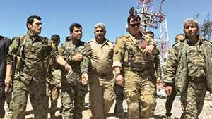 اعتراض عراق و آمریکا به ترکیه
