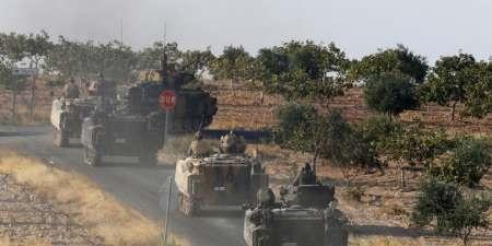 ارتش ترکیه دیوار حایل در مرز با سوریه را برچید