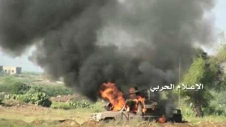 شماری از نظامیان عربستان در حمله نیروی مقاومت یمن کشته شدند