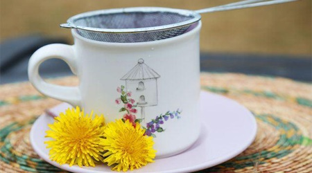 چای قاصدک