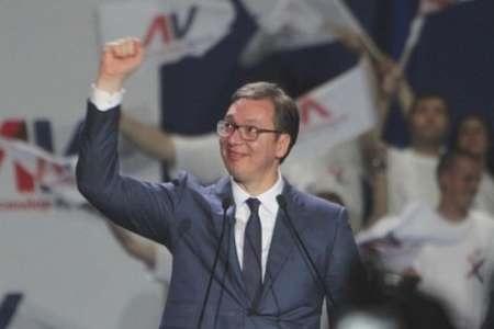 رئیس جمهوری جدید صربستان انتخاب شد