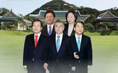 نامزدهای انتخابات ریاست جمهوری کره جنوبی معرفی شدند